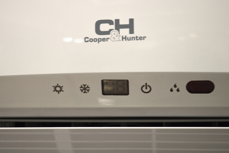 Кондиционер Cooper&Hunter CH-S12FTXTB2S-W (WI-FI)